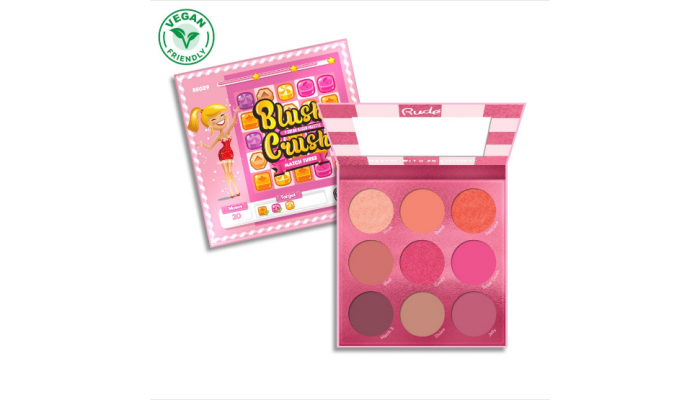 Rude Cosmetics Palette (Blusher)