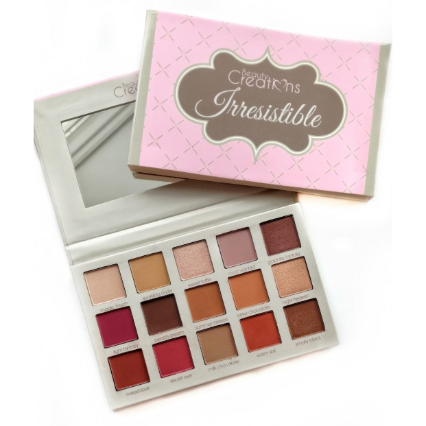 Irresistible Eyeshadow by Beauty Creations
